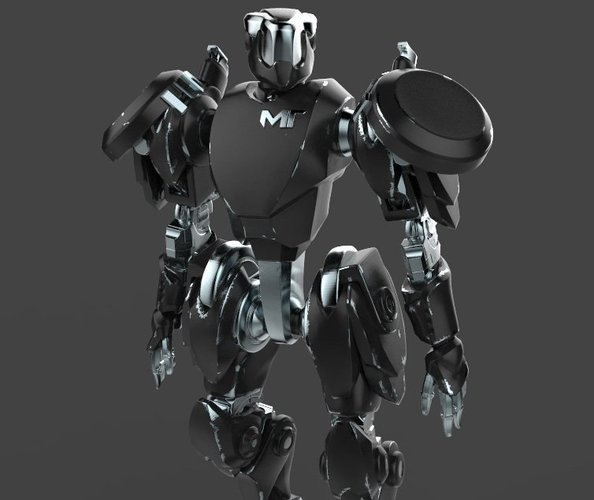 Maker Tron - Goliath 3D Print 42814