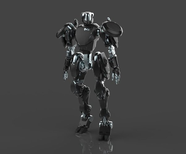 Maker Tron - Goliath 3D Print 42815