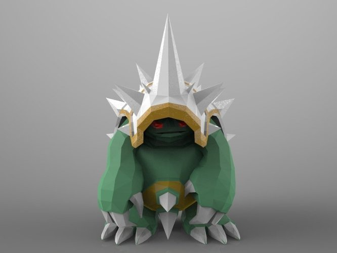 the new Rammus – the Armordillo 3D Print 42909
