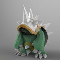 Small the new Rammus – the Armordillo 3D Printing 42910