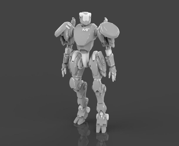 Maker Tron - Goliath 3D Print 43060
