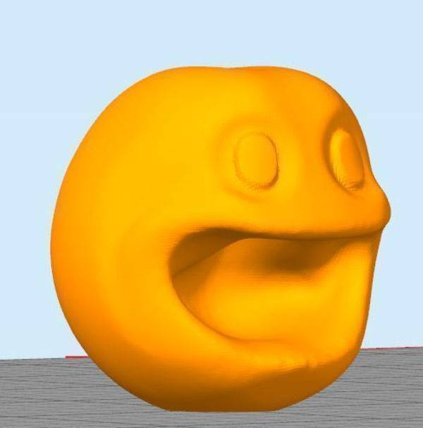 Medium Paku - PACMan *now free* 3D Printing 44190