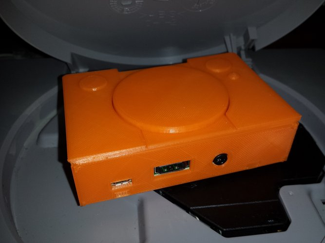Pi-Station 1 (Raspberry Pi 2 case) 3D Print 44304