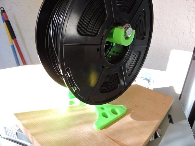 Mike's Spool Holder 3D Print 44426