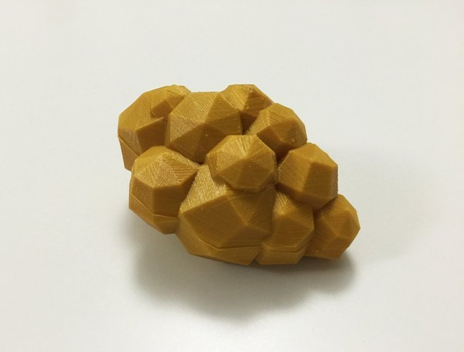 Decimated Cloud 3D Print 44594