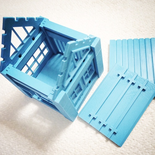Printable Architectural Kit (Series 1) 3D Print 4477