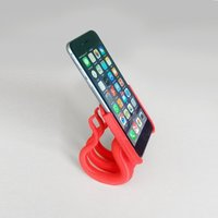 Small Iphone 6 (plus) 2 parts stand  3D Printing 44828