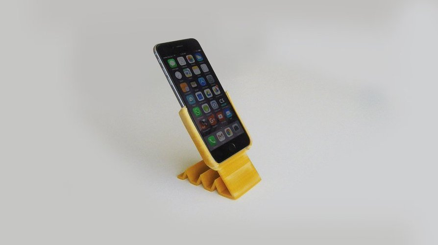 Iphone 6 plus stand (variations) 3D Print 44865