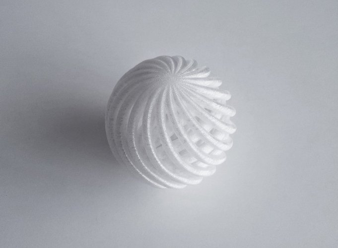 Wire Sphere 3D Print 44908