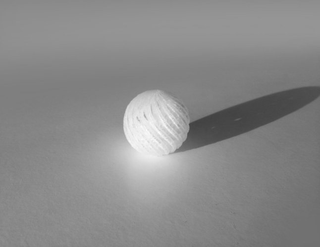 Wire Sphere 3D Print 44909