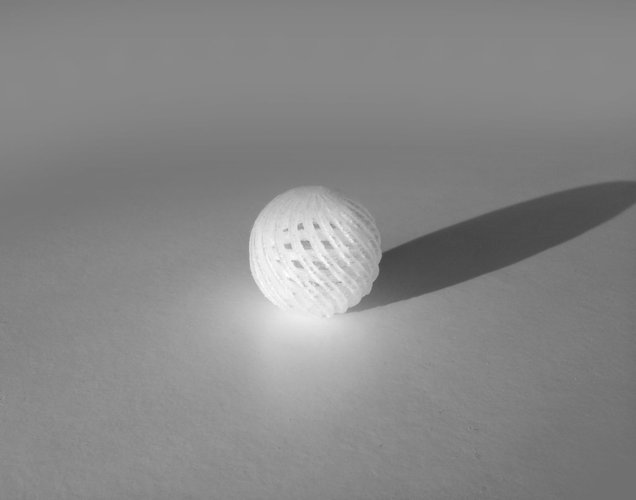 Wire Sphere 3D Print 44910