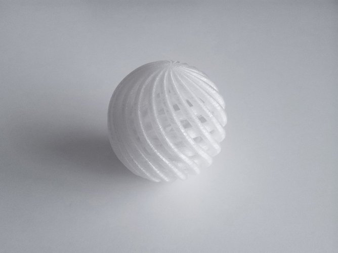 Wire Sphere 3D Print 44913