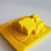 Small BKN Family house 3D Printing 44964