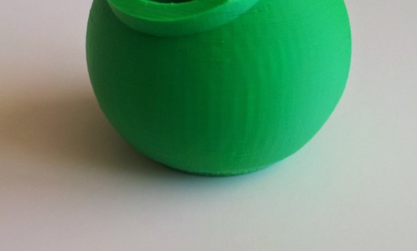 Modified Sphere 3D Print 44965