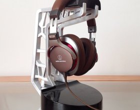 Headphone Stand Designs : Download d designs from want to print by ravenlp hape