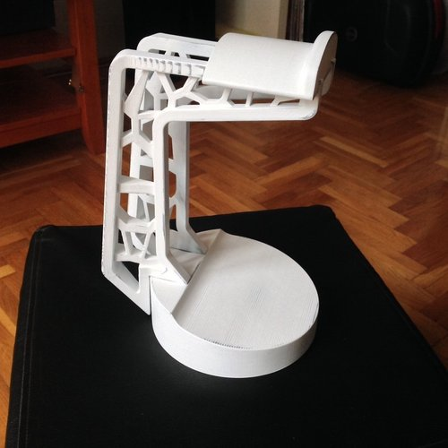 Headphone Stand 3D Print 45385