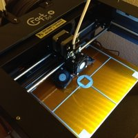 Small for Bed Calibration 3D Printing 45388