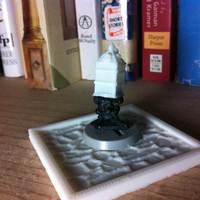 Small The Lantern - Warhammer Quest 3D Printing 45615