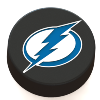 Small Tampa Bay Lightning logo on ice hockey puck 3D Printing 46719