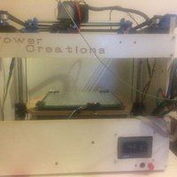 Small 3D Printer SmartRapCore 3D Printing 47013