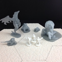 Small Zoth Configuration (preview) 3D Printing 48444