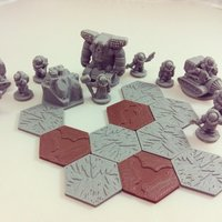 Small Pocket-Tactics: Sons of Dvalinn 3D Printing 48588