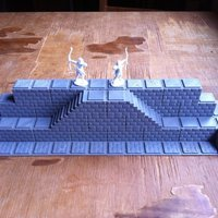 Small Dungeon Blocks 3D Printing 48633