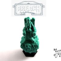 Small Breach: The Star Goddess 3D Printing 48716