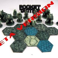 Small Pocket-Tactics: Tribes of the Dark Forest 3D Printing 48729