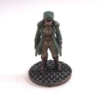 Small Captain Baker 3D Printing 48763
