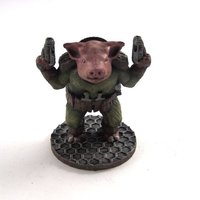 Small Emer Emerson: Pigman Pathfinder 3D Printing 48768
