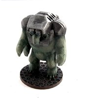 Small Olimyoo Pit-Slave (28mm Miniature) 3D Printing 48809