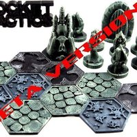 Small Pocket-Tactics: Goblins of the Night Realm 3D Printing 48838