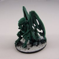 Small Star Spawn of Cthulhu 3D Printing 48961