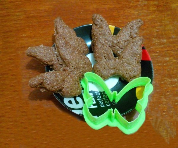 Butterfly cookie cutter 3D Print 49651