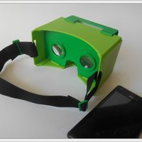 Small 3D printed Google Cardboard kit 3D Printing 50117