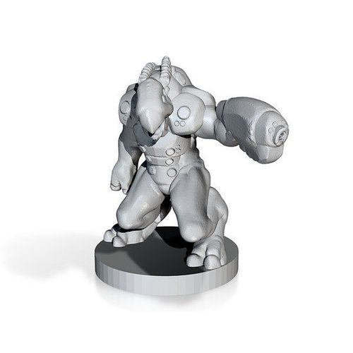 Xyn (Random Alien in 18mm scale) 3D Print 50412