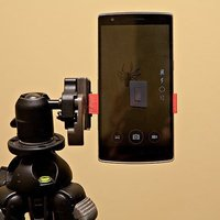 Small OnePlus One Tripod Clip 3D Printing 50495