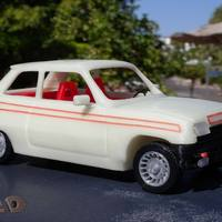 Small '80 rally car 3D Printing 50909