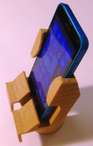 3D Printed Toyota Pickup Cup Lumina 630 Cell Phone Holder ...