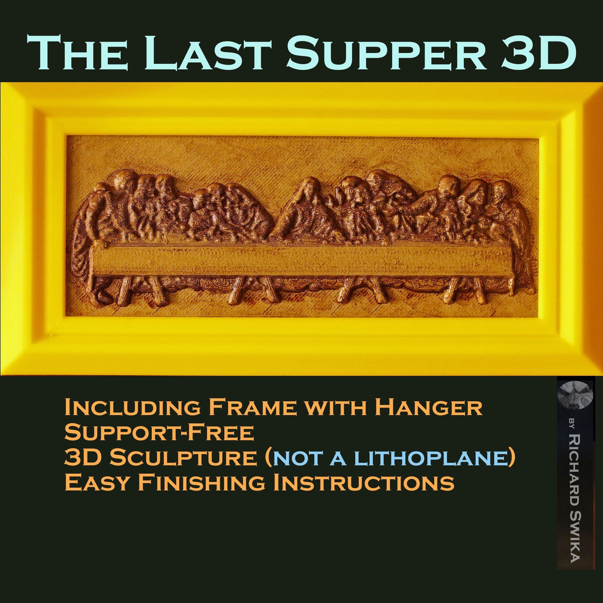 Exelent Last Supper Frame Image Collection - Framed Art Ideas ...