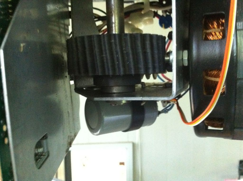 3d Printed Helical Drive Gear For Garage Door By David Smith Pinshape