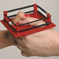 Small Thumb Wrestling Ring 3D Printing 51647