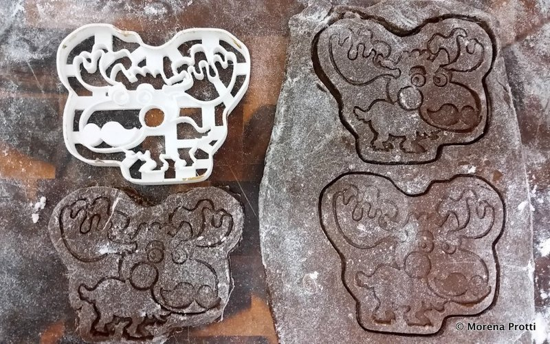 Moosember -  Movember Cookie Cutter 3D Print 51700