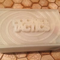 Small PT Faction Box 3D Printing 51811