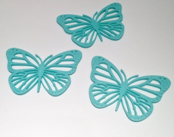 Medium Butterflies for Bug #1 3D Printing 51852