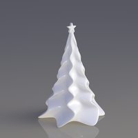 Small Christmas tree 3D Printing 52175