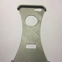 Small iphone 6 case 3D Printing 52403