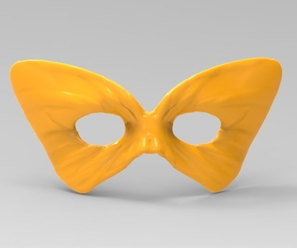 Masquerade - ButterFly Mask 1 3D Print 52528