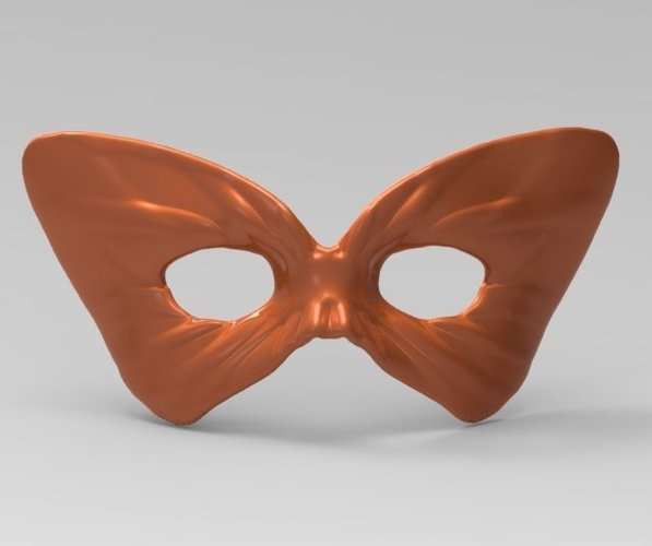Masquerade - ButterFly Mask 1 3D Print 52531